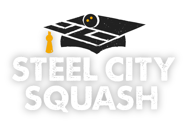Steel City Squash logo